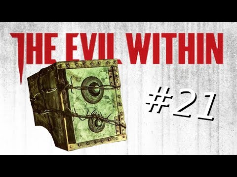 Wie lautet das Safe-Word!?! // Lets Play The Evil Within Part 21