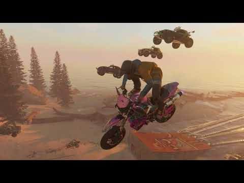 "ONRUSH: Neuer ""Race, Wreck & Repeat!""-Trailer"