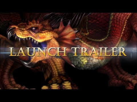 Dragon's Crown Pro: Launch-Trailer