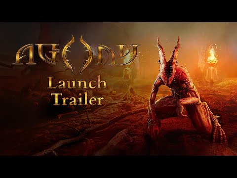 Agony (Horror) Launch-Trailer