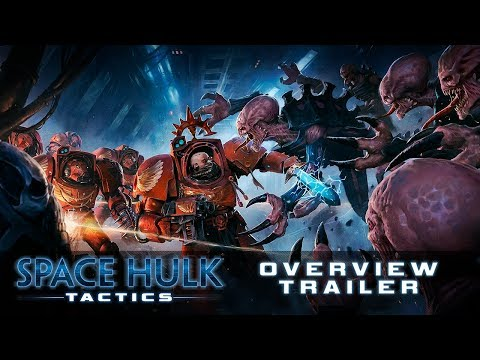 Space Hulk: Tactics Overview-Trailer