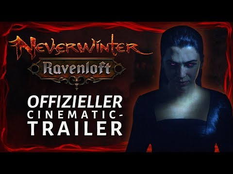 Neverwinter: Ravenloft Trailer
