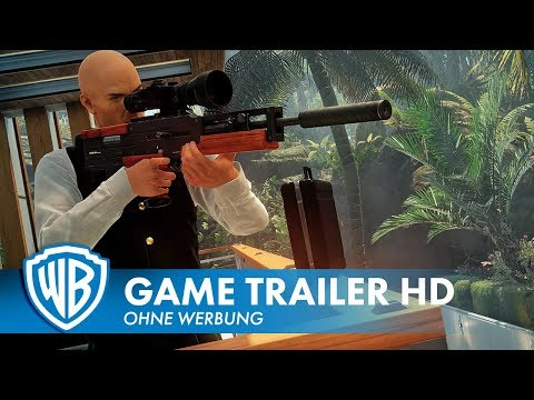 Hitman 2: Neues Video