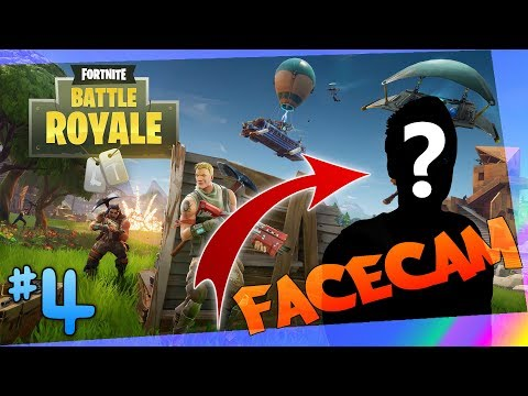 Fortnite #4 Yes We Cam! • Ich zeige mich! ?? [Facecam]