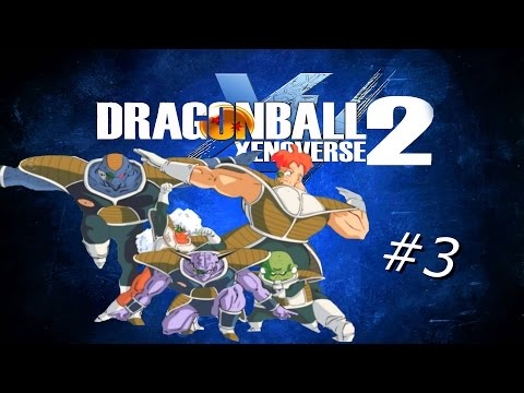 Freezers Balletverein greift an! // Let's Play Dragonball Xenoverse 2 Part 3