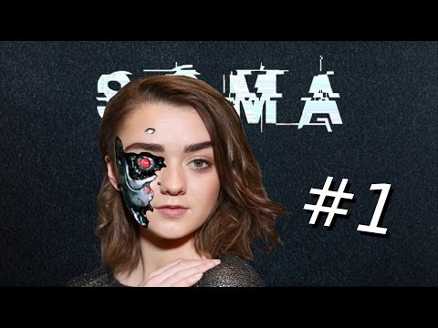 Unsere Freundin Maisie Williams // Let's Play Soma Part 1