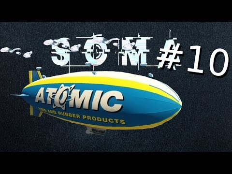 "Die ""Unterwasser-Hindenburg"" // Let's Play Soma Part 10"